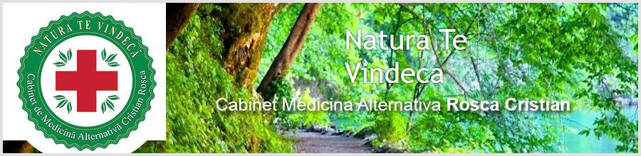 Cabinet Medicina Alternativa Rosca Cristian Logo