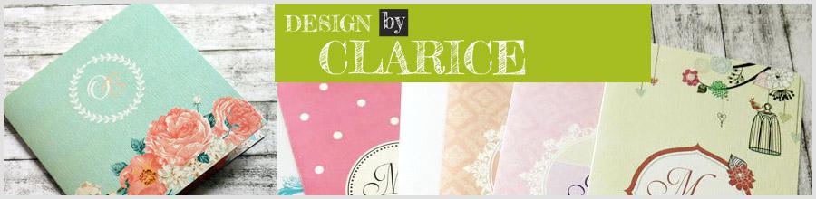 Design by Clarice Logo