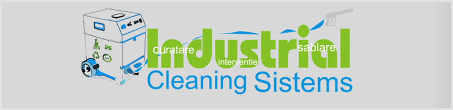 INDUSTRIAL CLEANING SISTEMS Logo