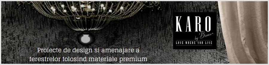Karo Perdele Logo