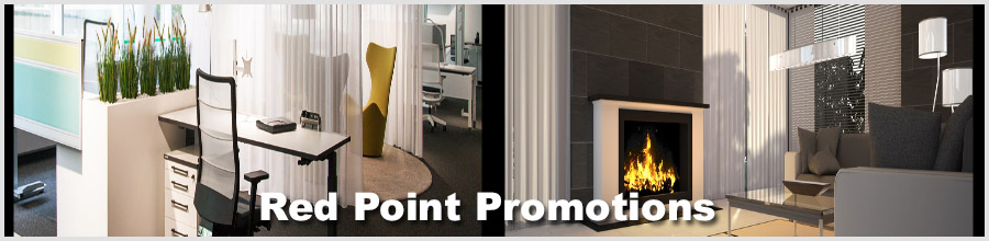 Red Point Promotions Logo