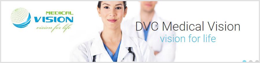 Medical Vision distributie echipamente medicale Bucuresti Logo