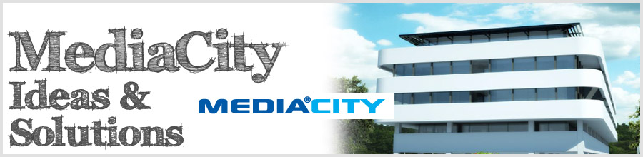 MEDIA CITY Logo