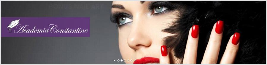 Academia Constantine - Scoala de beauty Logo