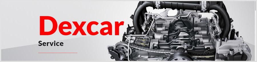 Dexcar Service Auto Service Auto Bucuresti Logo