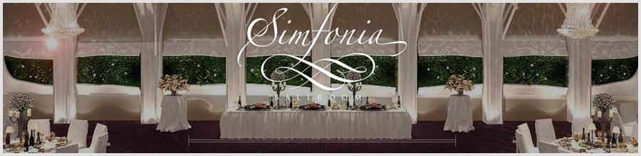 Simfonia Ballroom - Salon Pipera - locatie evenimente Bucuresti Logo