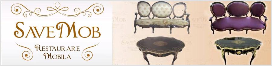 Savemob, Bucuresti - Restaurare si reconditionare mobilier vechi Logo