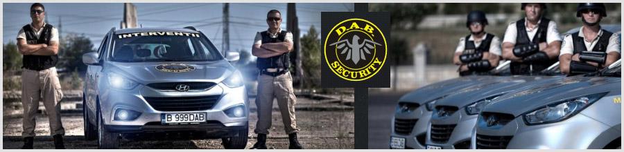 DAB Security Logo