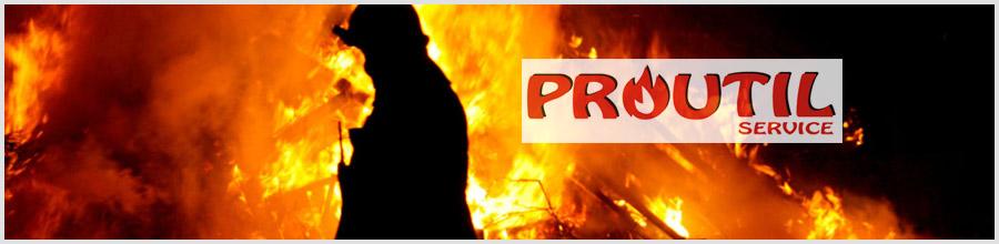 ProUtil Service incarcare si reparatii stingatoare Craiova Logo