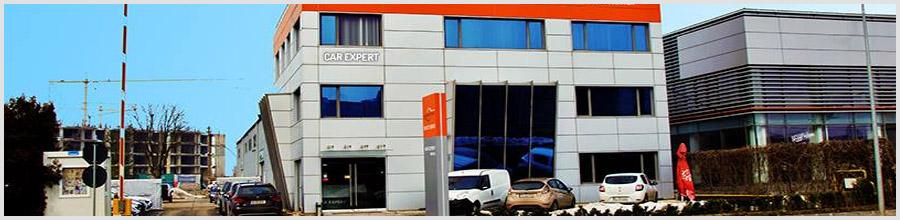 Car Expert Auto Center Service Auto Bucuresti - Pipera Logo