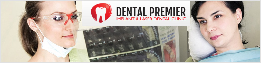 DENTAL PREMIER Logo