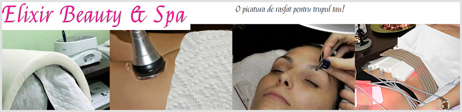 Elixir Beauty & Spa Bucuresti Logo