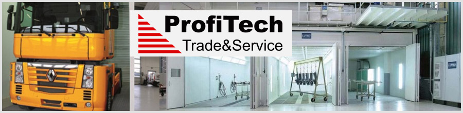 Profitech Trade & Service Logo