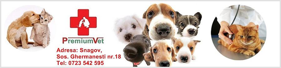 PREMIUM VET Cabinet veterinar Snagov Logo