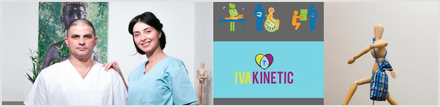 Ivakinetic, Cabinet Recuperare Medicala sector 1 Logo