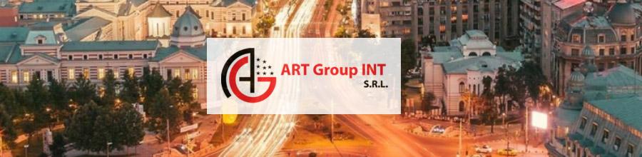 ART GROUP Int - constructii civile si industriale Logo