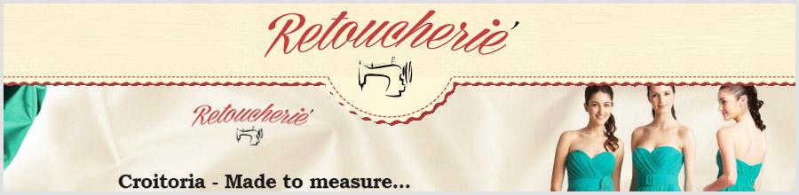 Retoucherie Logo