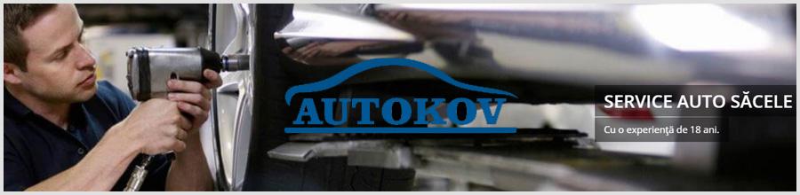 AUTOKOV service auto Sacele Logo