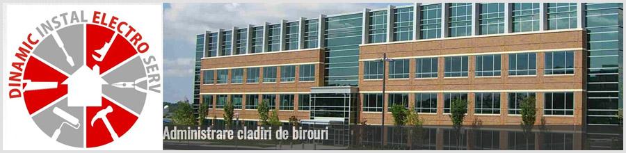Dinamic Instal Electro Serv, Bucuresti - Administrare cladiri de birouri Logo