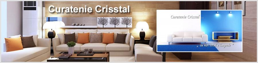 Curatenie Crisstal Logo