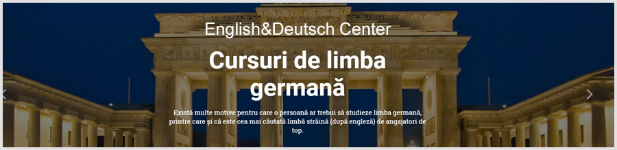 English&Deutsch Center Logo