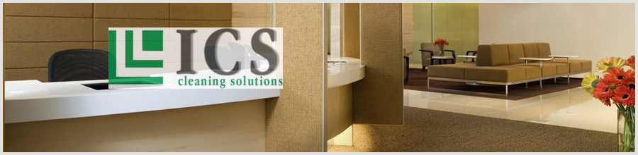 Integrated Cleaning Solutions Servicii profesionale de curatenie si spalare mocheta Bucuresti Logo