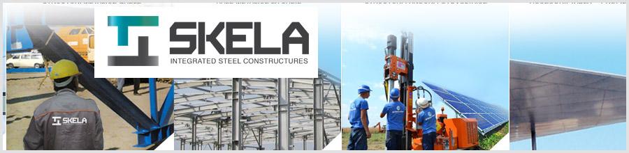 Skela Structures structuri metalice Bucuresti Logo