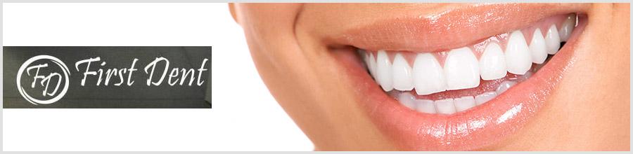Clinica Stomatologica First Dent Ploiesti Logo