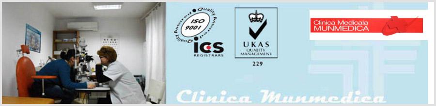 Clinica medicala Munmedica Logo