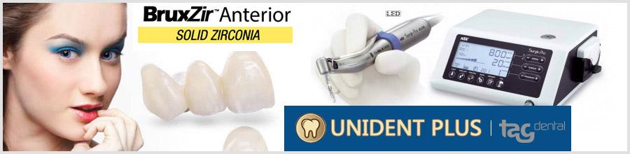 UNIDENT PLUS produse si echipamente stomatologice Bucuresti Logo