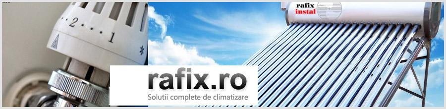 Rafix Instal Service Logo