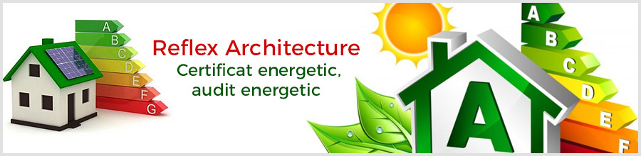 Reflex Architecture - Certificat energetic,audit energetic Bucuresti Logo