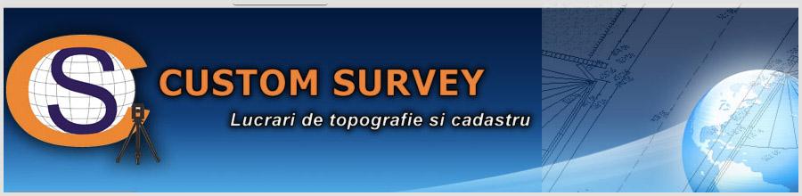 Custom Lans Survey Logo