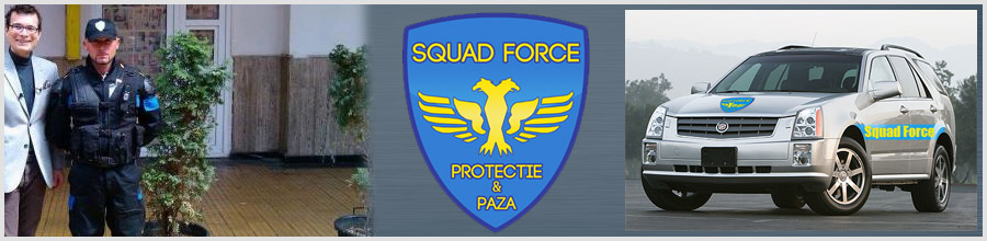 Squad Force Logo