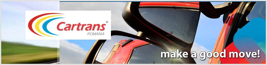 Cartrans Spedition - Transport rutier international de marfa, Ploiesti Logo