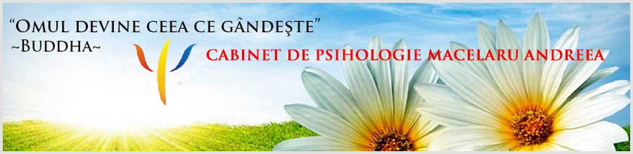 CABINET DE PSIHOLOGIE MACELARU ANDREEA Logo