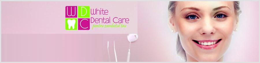 CLINICA STOMATOLOGICA WHITE DENTAL CARE sector 6 Logo