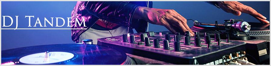 DJ Tandem - Muzica si Servicii de Entertainment Bucuresti Logo