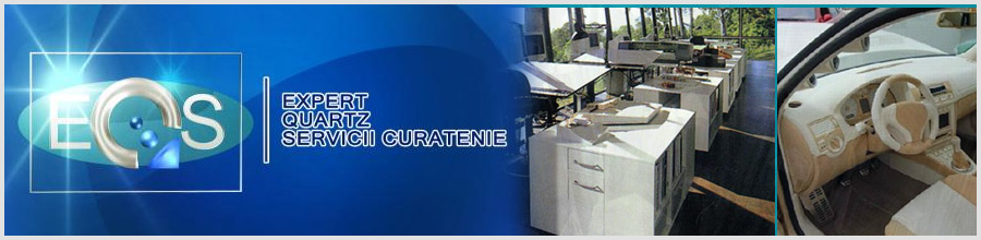 Expert Quartza - Servicii curatenie Bucuresti Logo