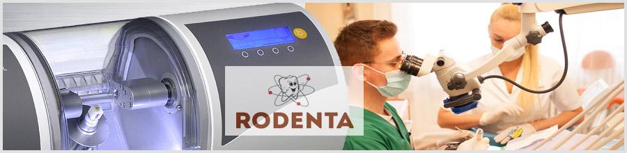 Rodenta-clinica dentare- Oradea Logo