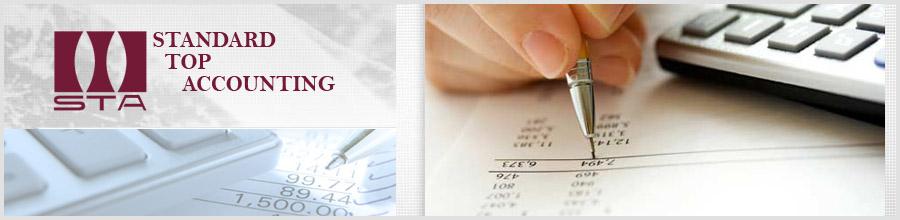 Standard Top Accounting servicii de contabilitate Bucuresti Logo