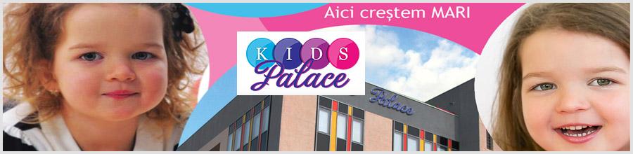 Gradinita KIDS PALACE Logo