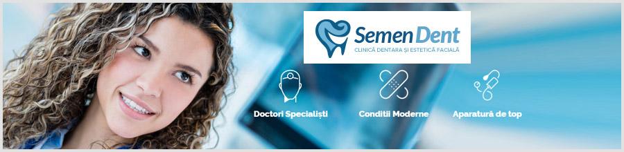 SemenDent - Clinica Dentara & Estetica Faciala Bucuresti Logo