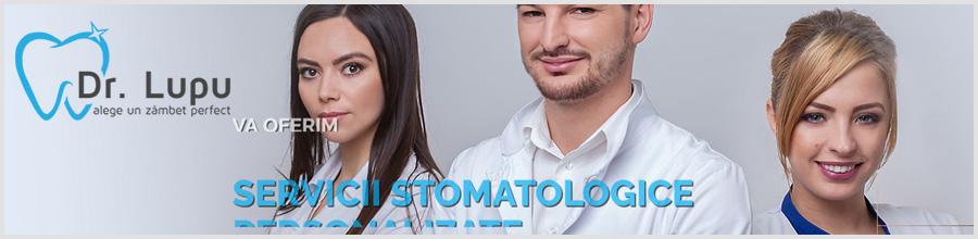 Cabinet Medicina Dentara Dr.Lupu -Stomatologie Implantologie Bacau Logo