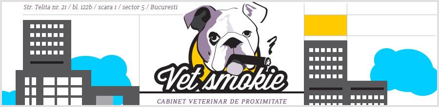 Cabinet Veterinar Vetsmokie Logo