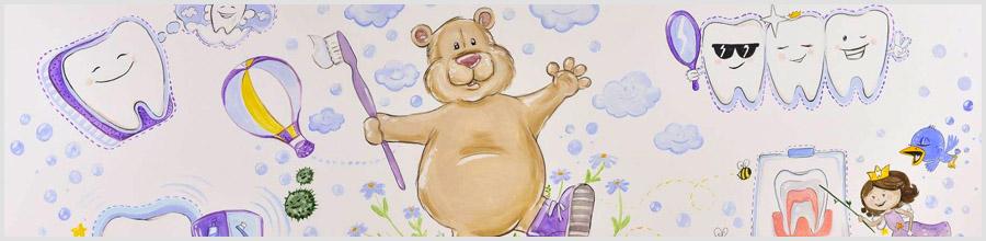 Clinica stomatologica pentru copii si adolescenti Teddy Care Pitesti Logo