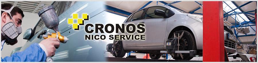 CRONOS NICO SERVICE Logo