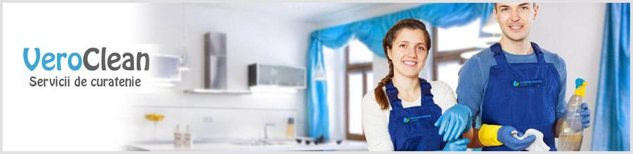 VeroClean - Servicii de Curatenie Galati si Braila Logo
