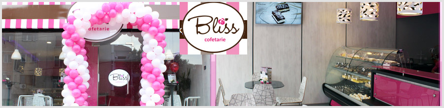 COFETARIA BLISS Logo