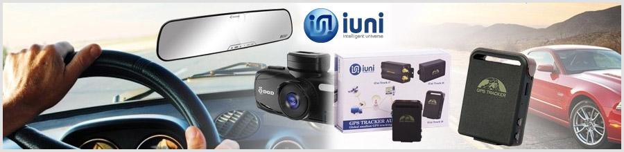iUni Corporation - camere de supraveghere ascunse Bucuresti Logo